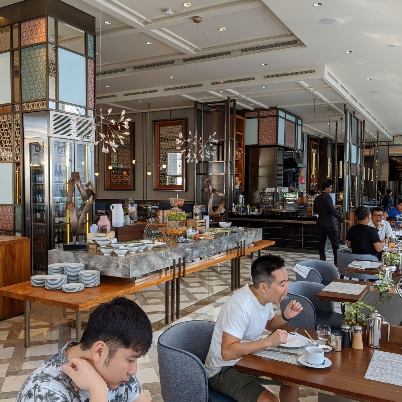 sofitel singapore city centre racines breakfast