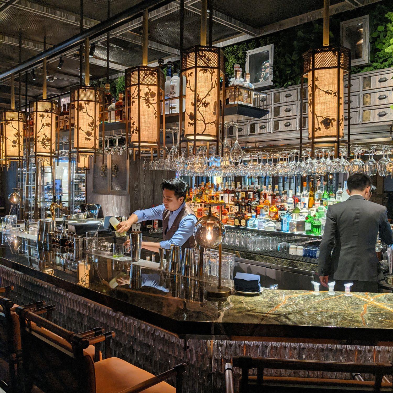 mott 32 singapore bar