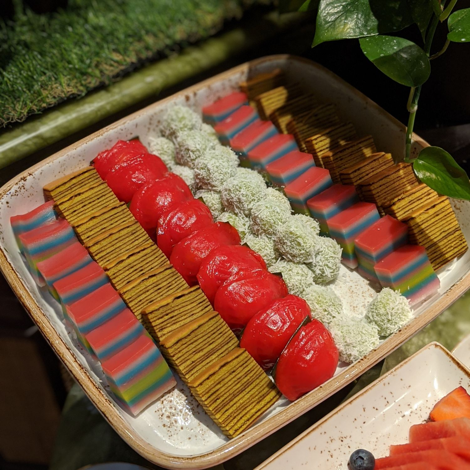 regent singapore english garden afternoon tea tea lounge local sweets