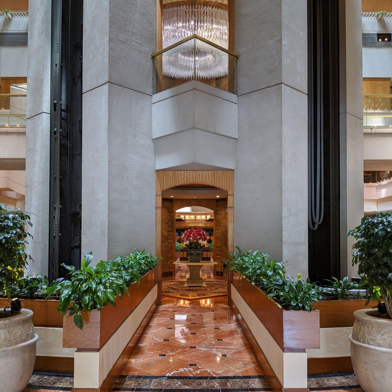 regent singapore lobby