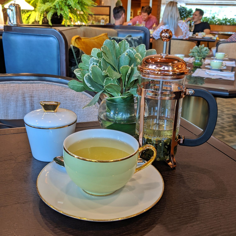 regent singapore english garden afternoon tea tea lounge gryphon tea