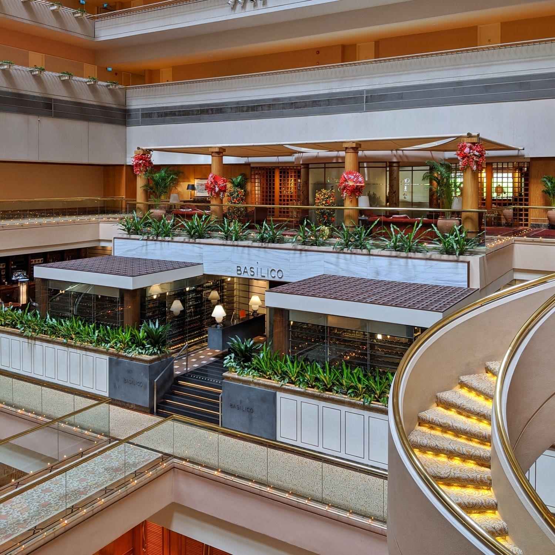 regent singapore restaurants