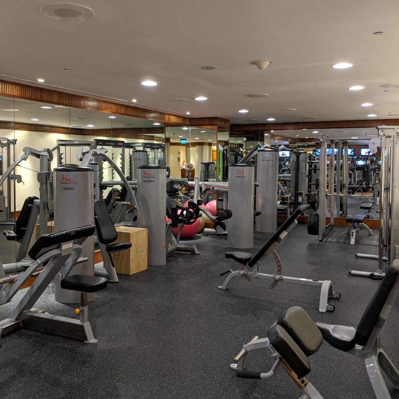 regent singapore fitness centre