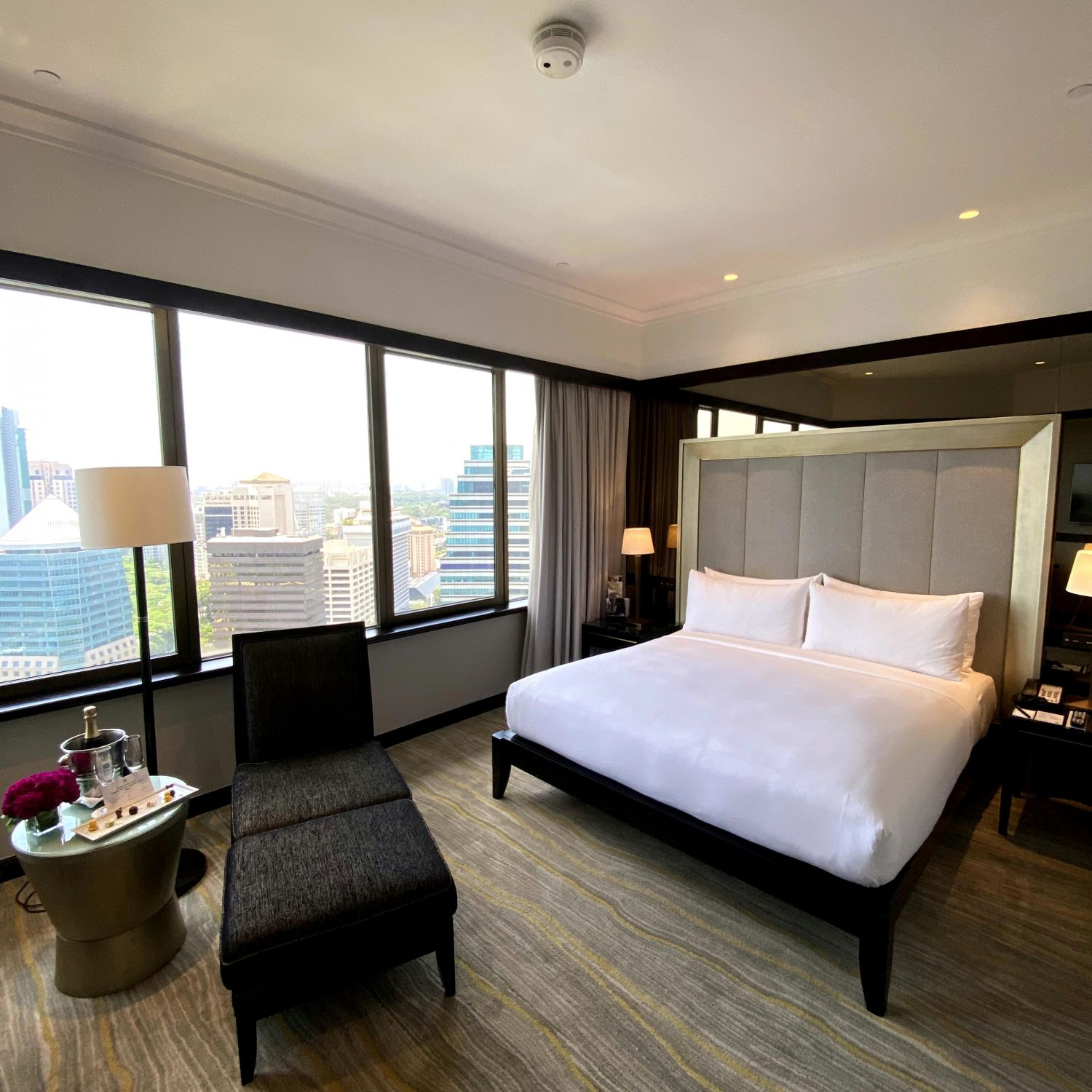 singapore marriott tang plaza hotel executive premier room