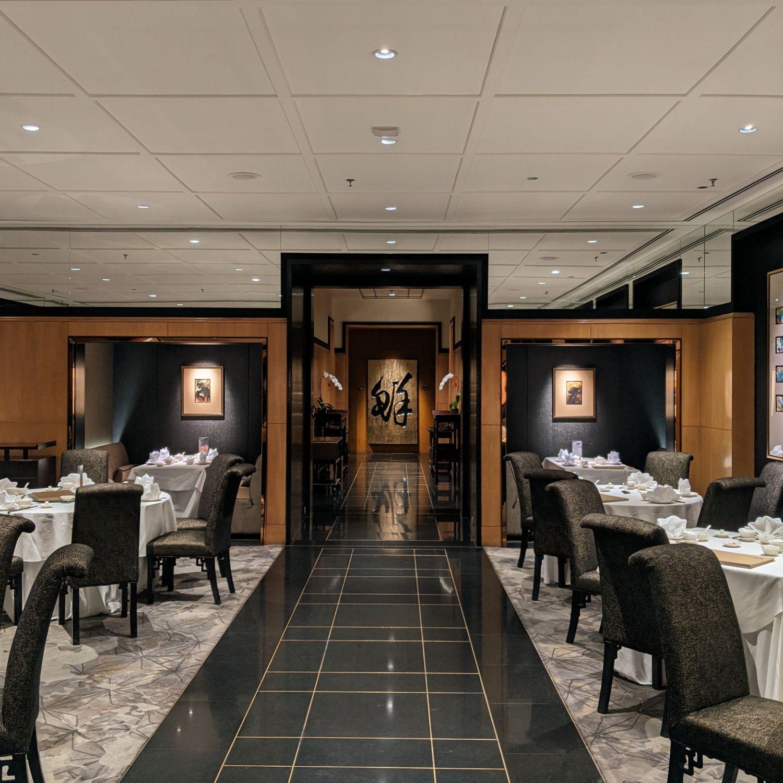 singapore marriott tang plaza hotel wan hao chinese restaurant
