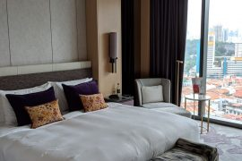 sofitel singapore city centre prestige suite bedroom