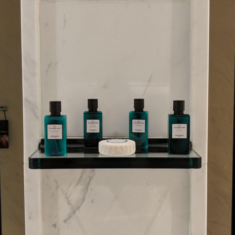 sofitel singapore city centre prestige suite bathroom bathroom amenities