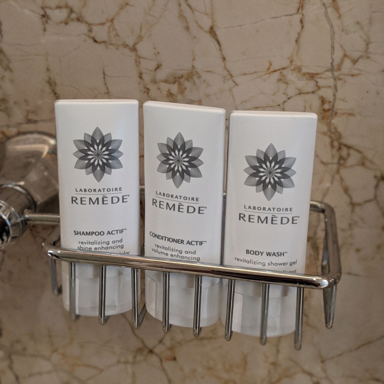 the st. regis singapore caroline astor suite bathroom bathroom amenities