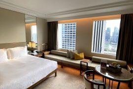 conrad centennial singapore executive room