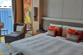 Sofitel Singapore City Centre luxury room