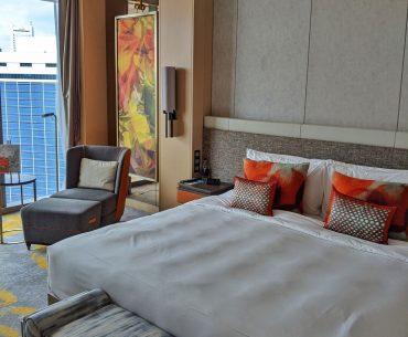 Sofitel Singapore City Centre luxury room