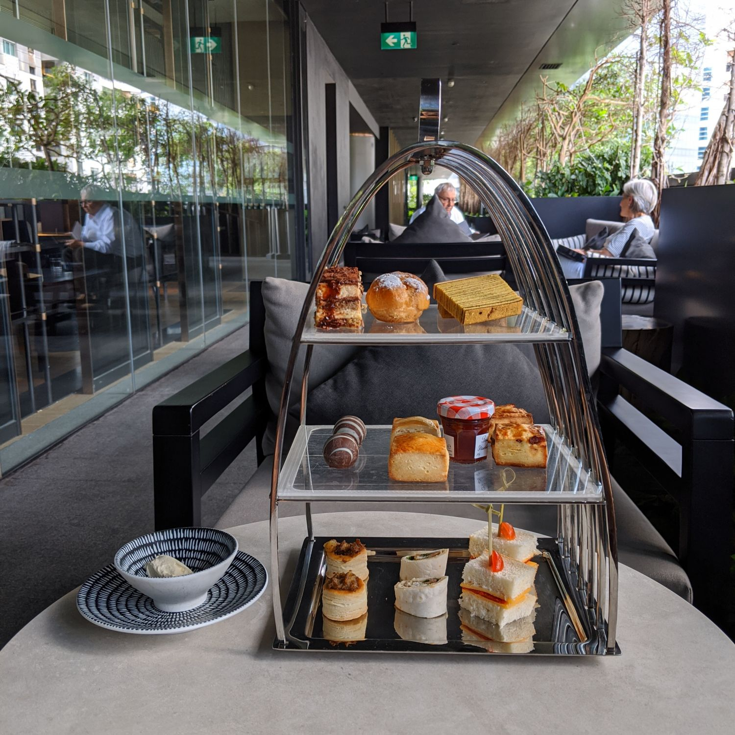 InterContinental Singapore Robertson Quay afternoon tea