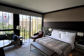 InterContinental Singapore Robertson Quay Quayside Corner Suite