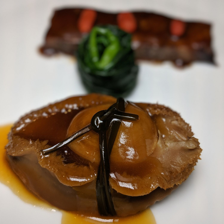 singapore marriott tang plaza hotel wan hao chinese restaurant premium abalone