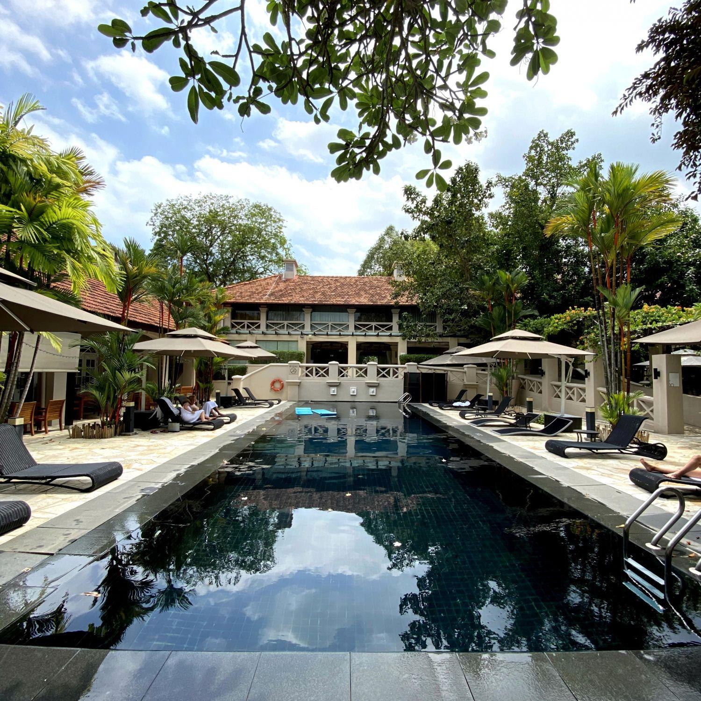 Sofitel Singapore Sentosa Resort & Spa sospa private pool