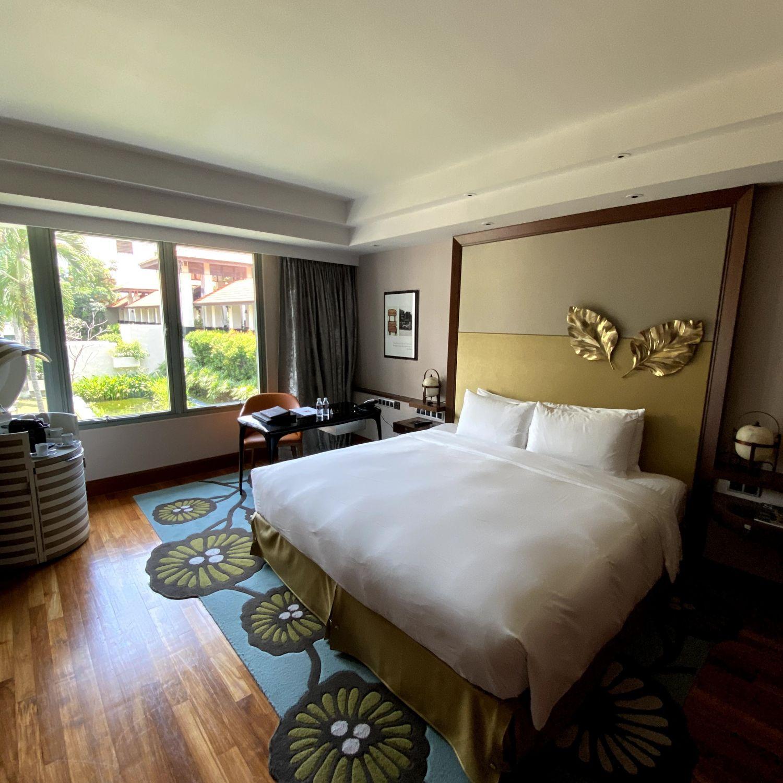 Sofitel Singapore Sentosa Resort & Spa luxury garden room