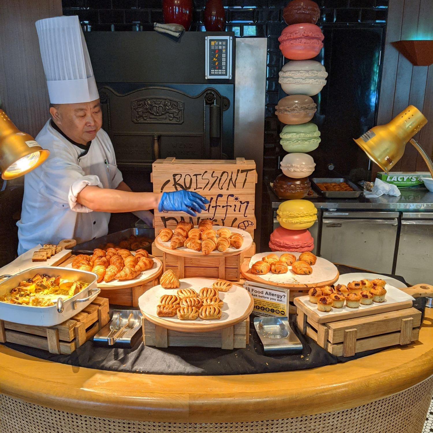 Sofitel Singapore Sentosa Resort & Spa Kwee Zeen Breakfast
