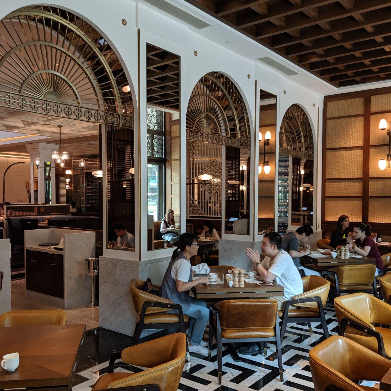 The Capitol Kempinski Hotel Singapore 15 Stamford