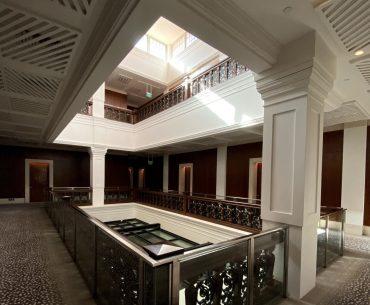 The Capitol Kempinski Hotel Singapore Corridor