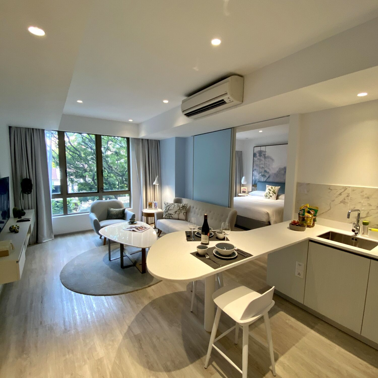 Winsland Serviced Suites by Lanson Place One-Bedroom Executive Suite