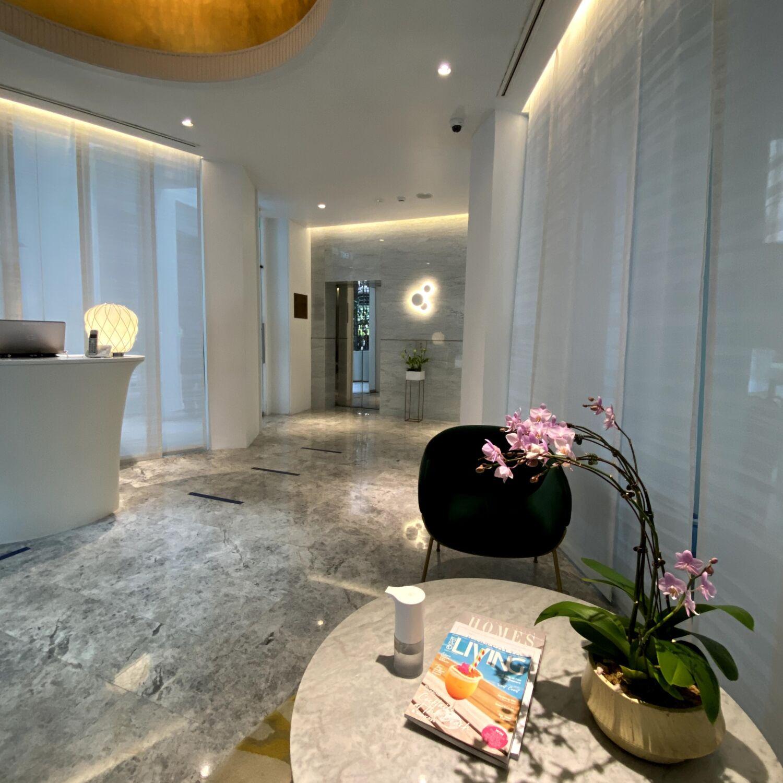 Winsland Serviced Suites by Lanson Place reception