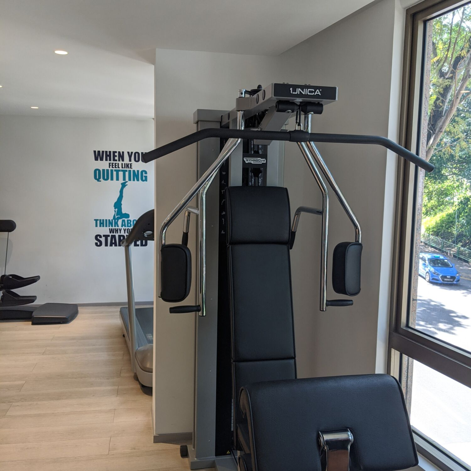Winsland Serviced Suites by Lanson Place Gymnasium