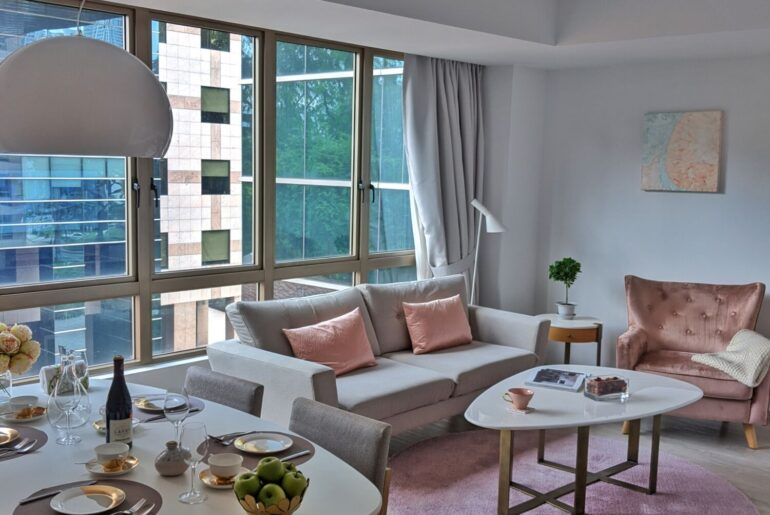 Serviced Apartment Review: Winsland Serviced Suites by Lanson Place Singapore (One-Bedroom and Two-Bedroom Executive Suite) – Discreet Tranquility with Unbeatable Location Along Orchard Road
