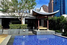 Singapore Marriott Tang Plaza Hotel Swimming Pool