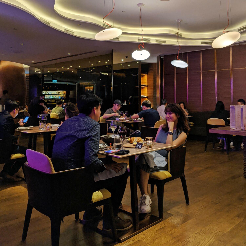 Hilton Singapore Opus Bar & Grill