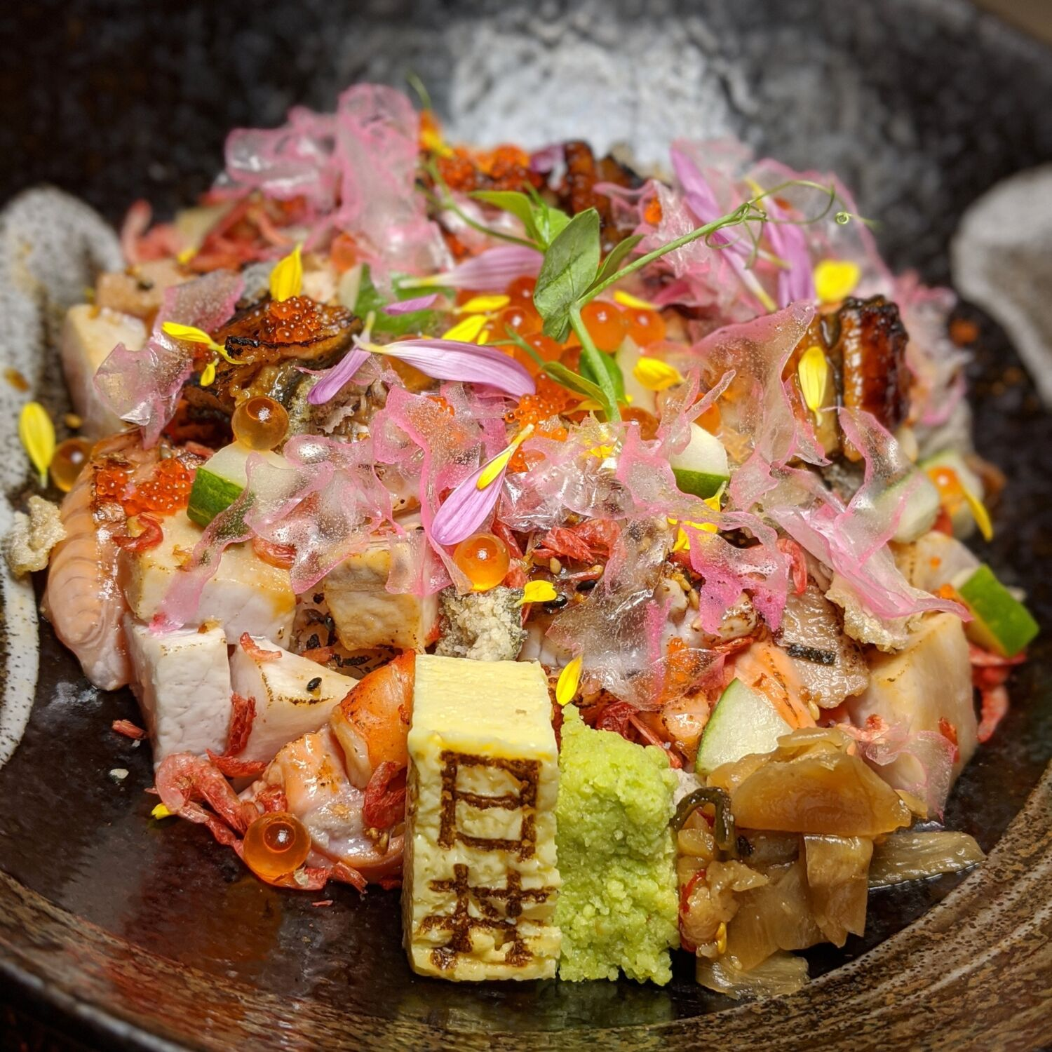 house of chirashi Aburi Bara
