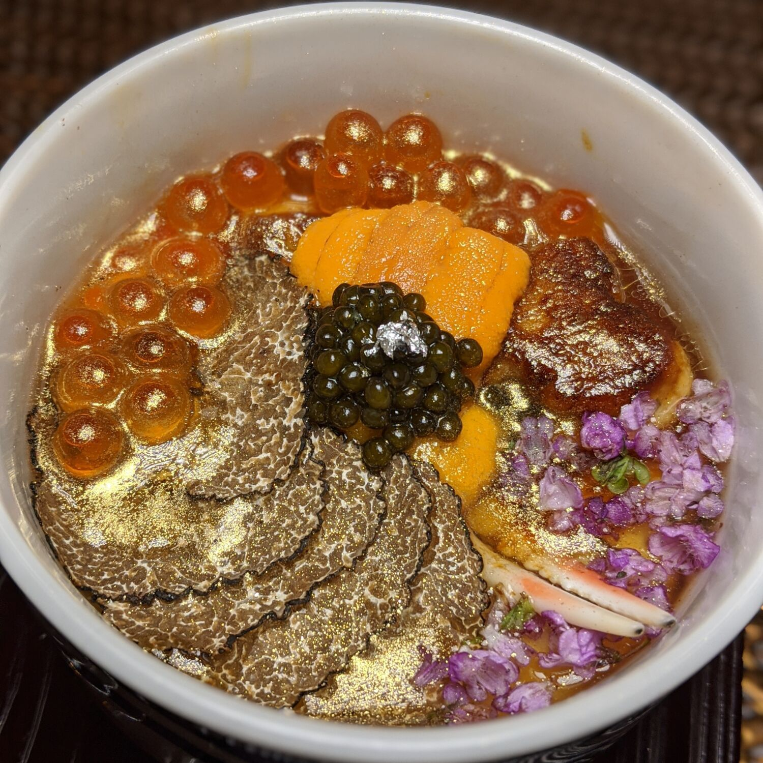 house of chirashi Signature Chawanmushi