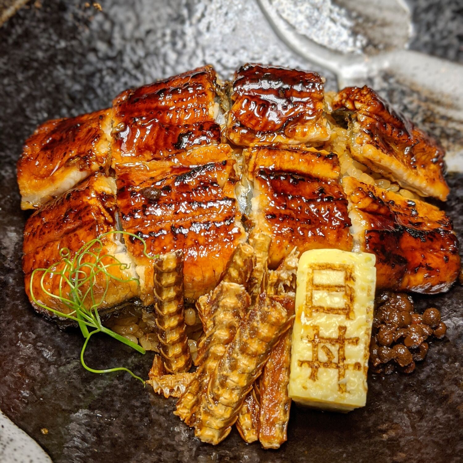 house of chirashi unagi don