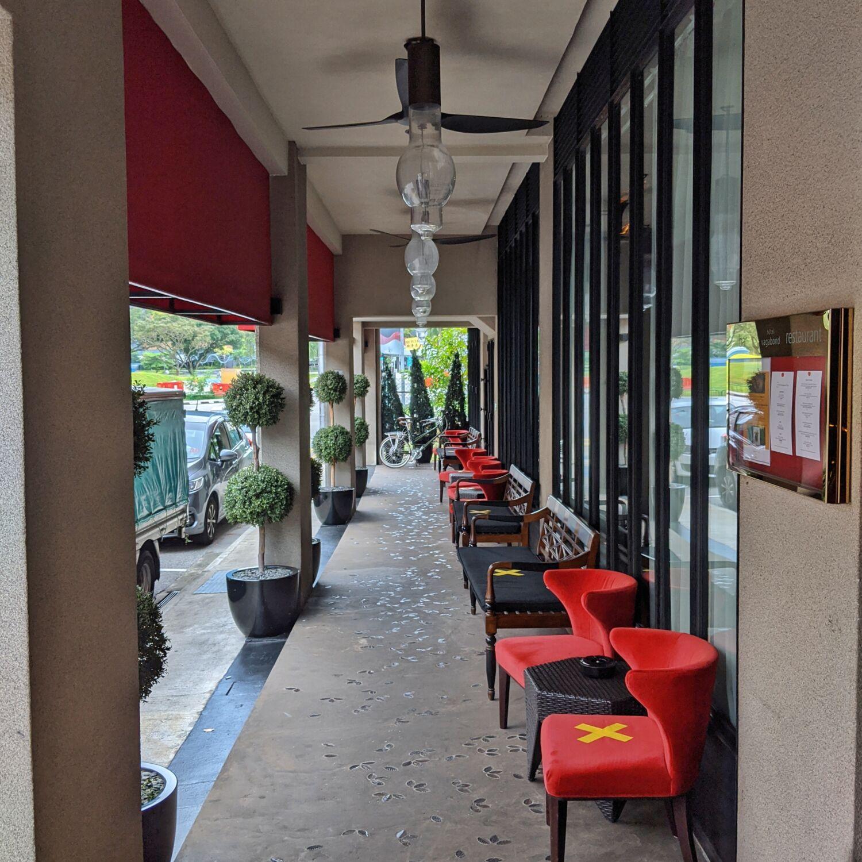 the vagabond club singapore a tribute portfolio hotel outdoor terrace