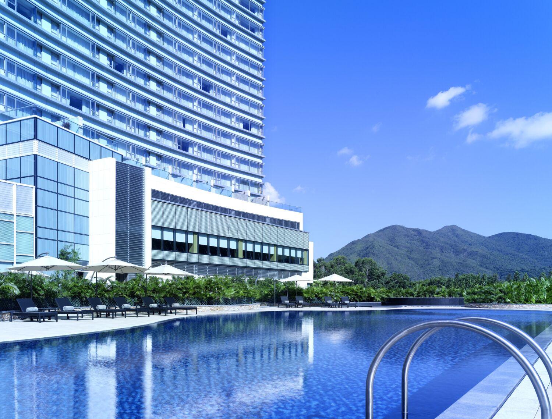 Hyatt Regency Hong Kong Sha Tin Swimming Pool