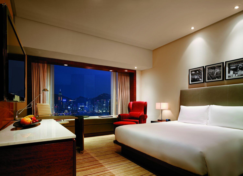 Hyatt Regency Hong Kong Tsim Sha Tsui Harbour View King