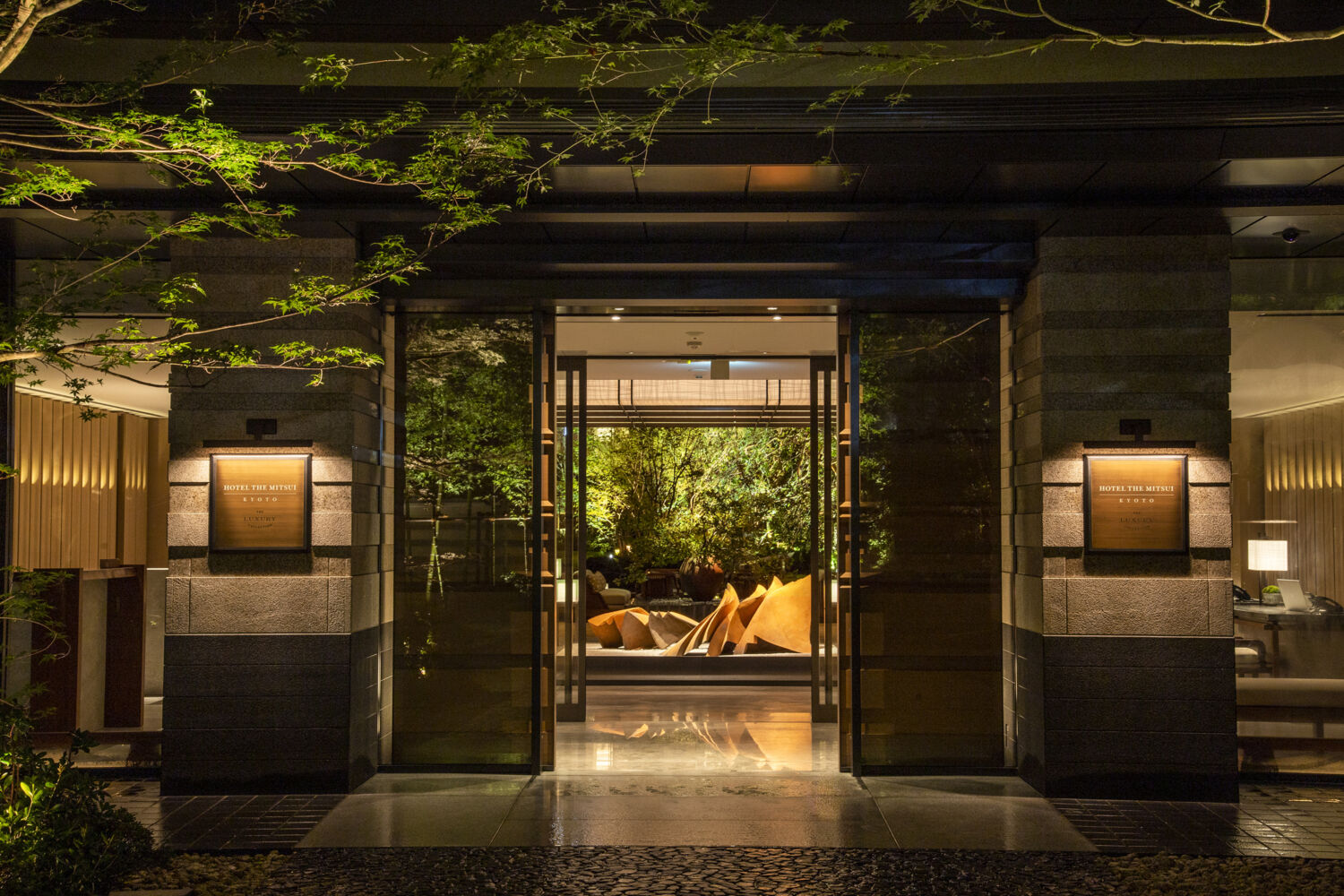 Hotel The Mitsui Kyoto, A Luxury Collection Hotel
