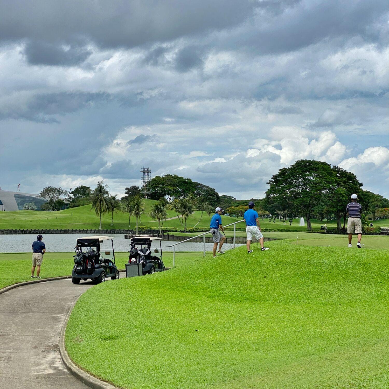 Dusit Thani Laguna Singapore Golf Course Area
