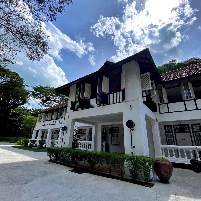 Villa Samadhi Singapore Exterior
