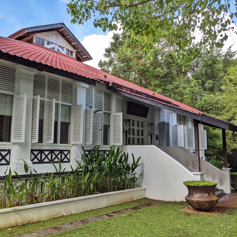 Villa Samadhi Singapore Tamarind Hill Exterior
