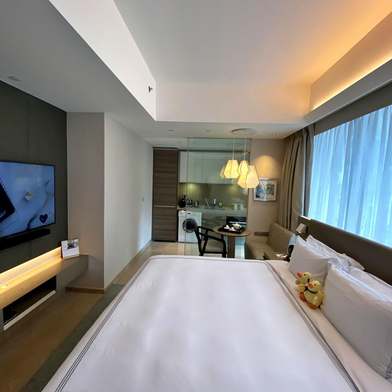 Fraser Residence Orchard Singapore Studio Premier