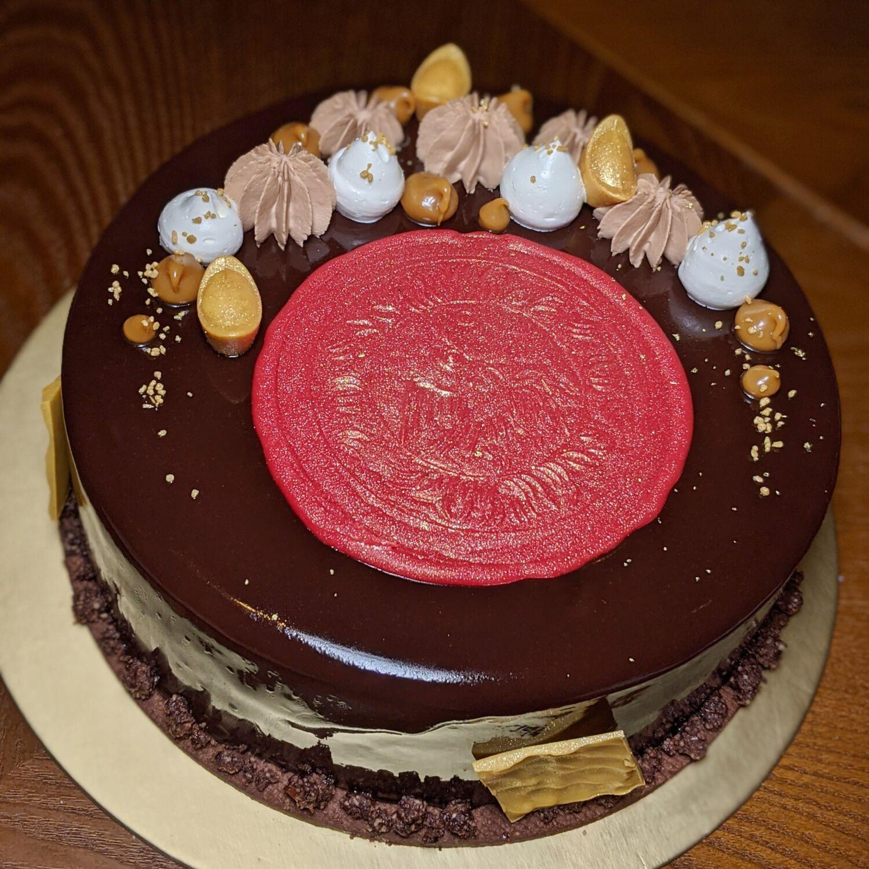 The Capitol Kempinski Hotel Singapore Berthold Delikatessen ak Kwa Dark Chocolate Mousse Cake