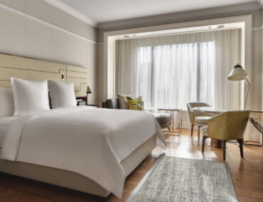Four Seasons Hotel Singapore Launches New Hypoallergenic Rooms