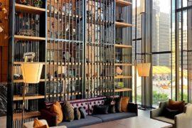 The Clan Hotel Singapore Lobby