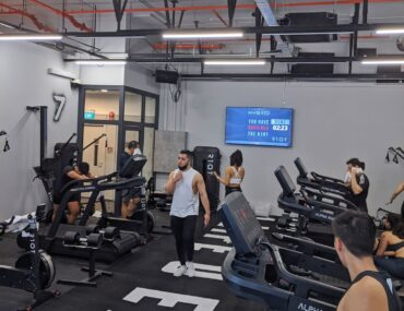 5 Things I Learnt About Fitness After Trying The New R10T Gym in Singapore
