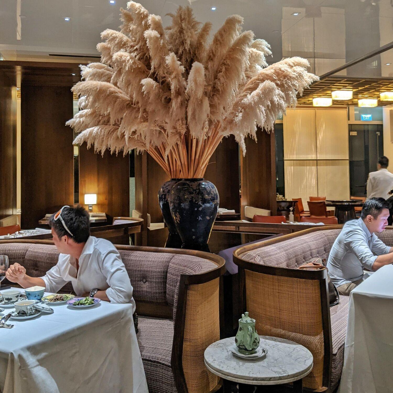 The Ritz-Carlton Millenia Singapore Summer Pavilion
