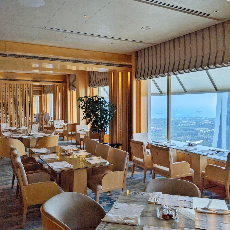 The Ritz-Carlton Millenia Singapore The Ritz-Carlton Club Lounge