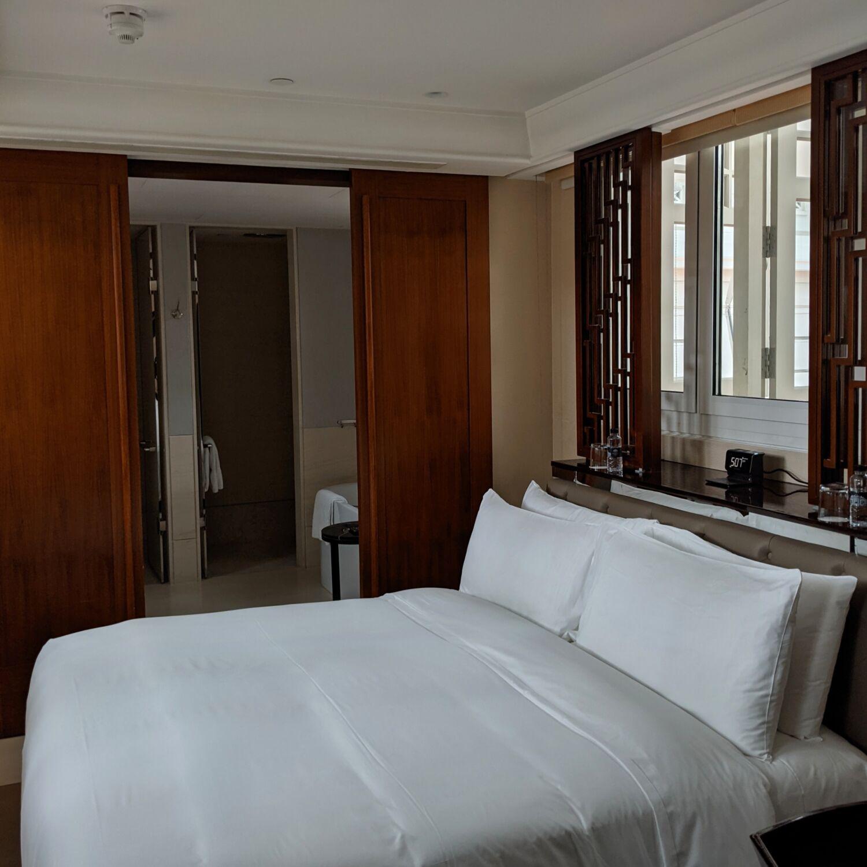 The Capitol Kempinski Hotel Singapore Classic Room