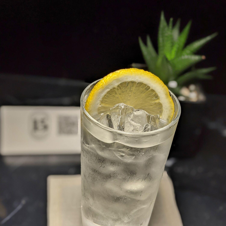 The Capitol Kempinski Hotel Singapore The Bar at 15 Stamford Gin & Tonic
