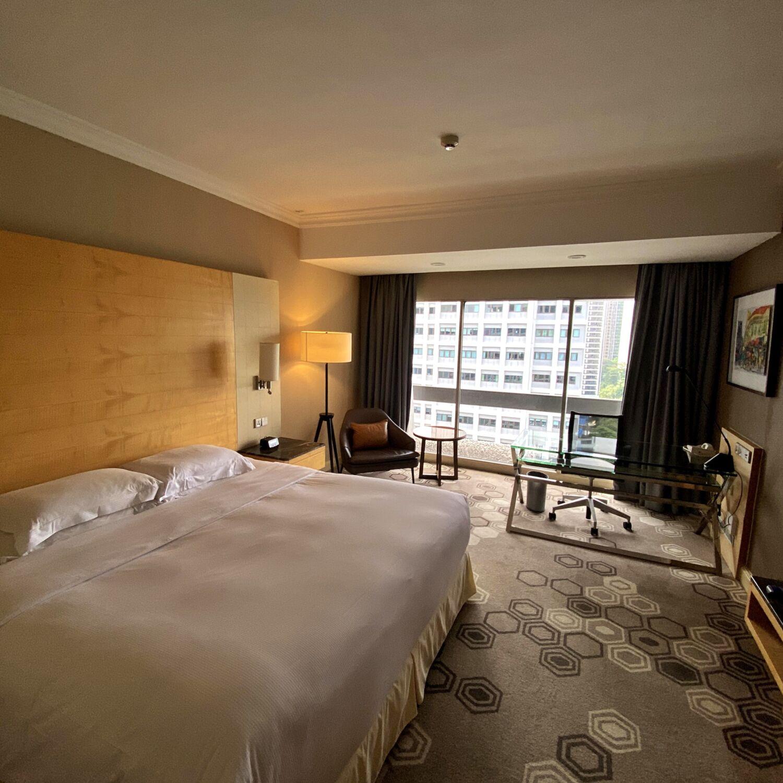 Hilton Singapore Premium Room