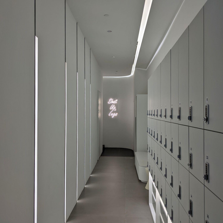 XYCO Studio Walkway